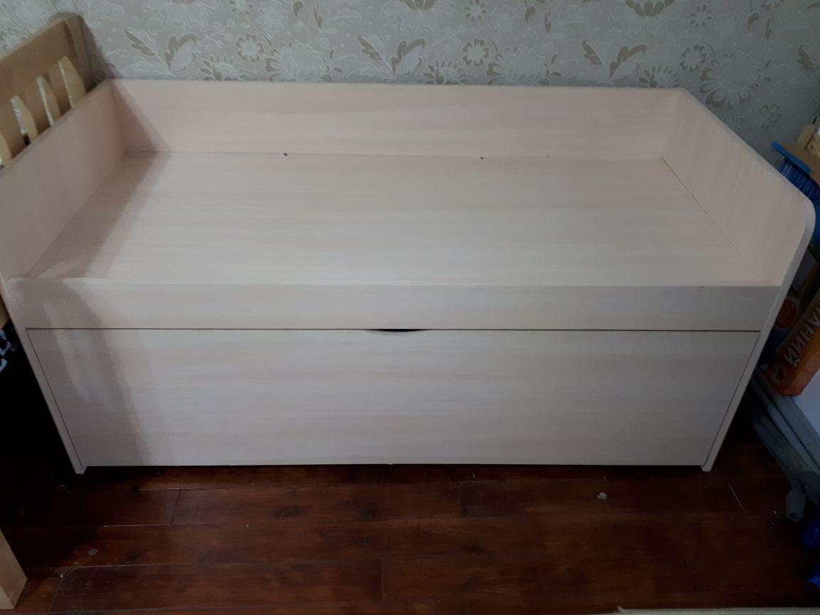 Двухместная кровать детская