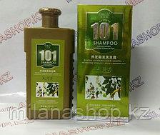 101 Oumile - Лечебно Оздоровительный Шампунь с экстрактом чернильного орешка от выпадения волос