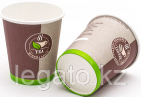 "Стакан бумажный 250мл ""Coffee to go"" (IP 1000/50)"