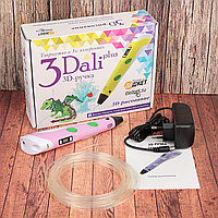 "3D ручка ""3Dali Plus"" Pink KIT FB0021Pk"