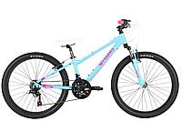 Haro Flightline 24 SG Sky Blue/Neon Pink