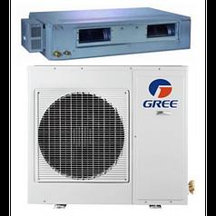 Канальный кондиционер GREE-18 R410A: GFH18K3HI/GUHN18NK3HO (без инсталляции)