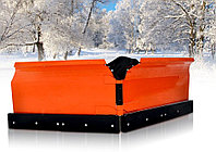 Снегоочиститель (снегоотвал) с амортизатором PVHU5P 2900 / Snow Plow With Shock Absorption