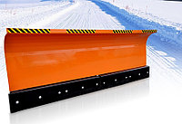 Снегоочиститель (снегоотвал) с амортизатором PVHU 250 / Snow Plow With Shock Absorption