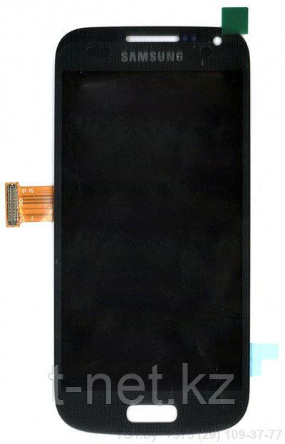 Дисплей Samsung Galaxy S4 mini GT-i9192/GT-i9195, с сенсором цвет черный