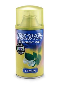 Аэрозольный освежитель воздуха Discover Lemon