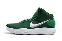 "Кроссовки Nike React Hyperdunk 2017 High ""Green/White"" (40-46), фото 4"