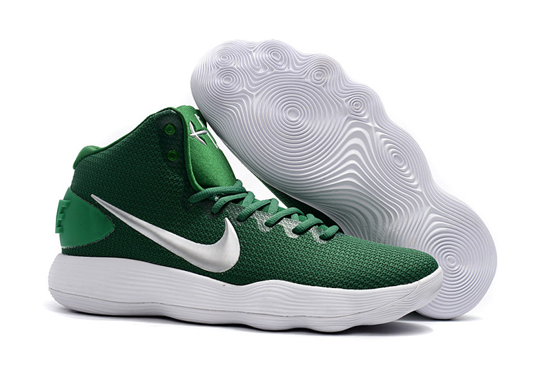 "Кроссовки Nike React Hyperdunk 2017 High ""Green/White"" (40-46)"
