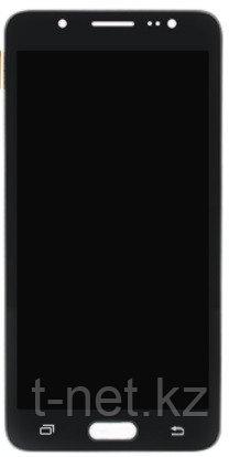 Дисплей Samsung Galaxy J5 Duos SM-J510 (2016), с сенсором, цвет черный, качество OLED