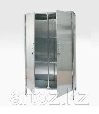 Шкаф для хранения хлеба, распашные двери