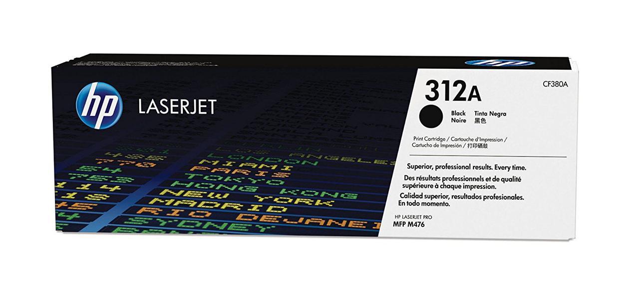 Картридж лазерный Черный НР (№312A) для Color LaserJet Pro MFP M476