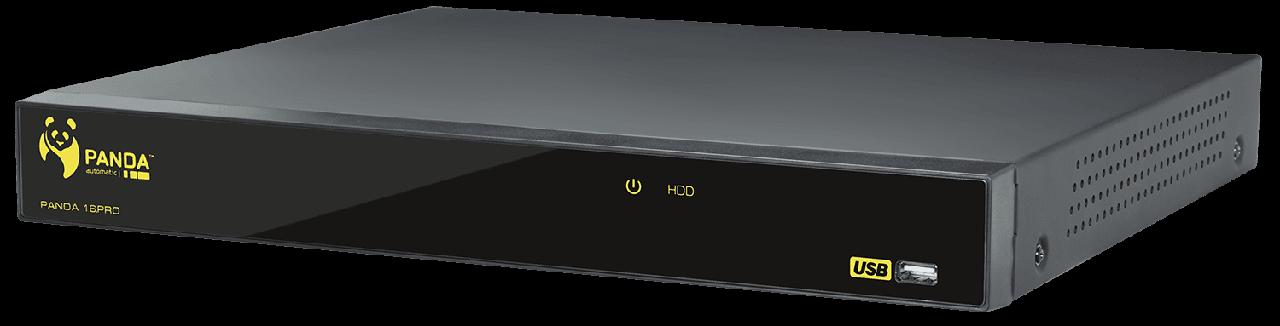 Гибридный видеорегистратор IPANDA 16 PRO VER.2