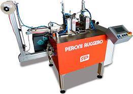 Peroni AGD-EI/M Полуавтомат для вклейки резинки в твердую крышку