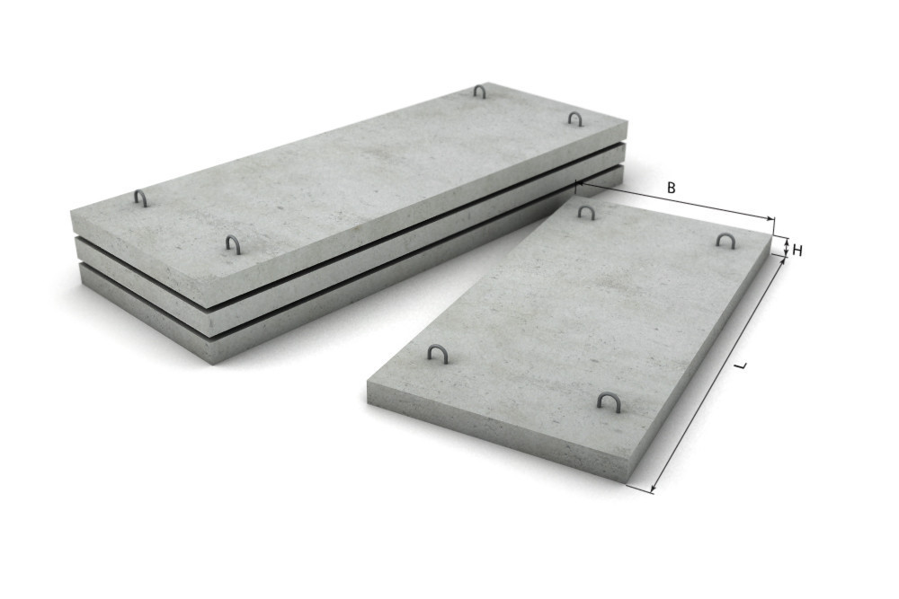 Плита покрытия ПТ 75.240.14-3