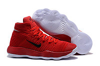"Кроссовки Nike React Hyperdunk 2017 Flyknit ""Red/White"" (40-46), фото 1"