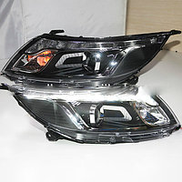 Передние фары Kia Rio Angel Eyes Head Lamp 2011 year Type 2