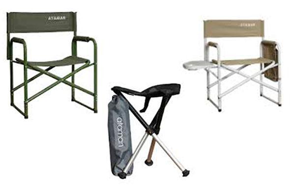 Кемпинговая мебель и аксессуары для отдыха