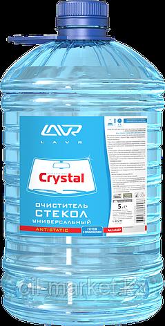 Очиститель стекол универсальный Кристалл LAVR Glass Cleaner Crystal 5л, фото 2
