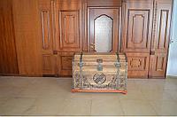 Сундуки из натурального дерева, изготовление сундуков