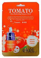 Ekel-Маска для лица с экстрактом томата
