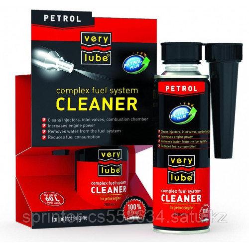 XADO VERYLUBE COMPLEX FUEL SYSTEM CLEANER (очиститель топливной системы, бензин)