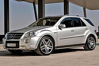 Диски Mercedes ML/GL 164,166
