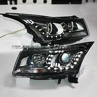 Передние фары на Cruze Angel Eyes Type 4 2009-2011