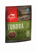Сублимированное лакомство для собак всех пород Orijen Tundra Dog treats форель, лось, перепел