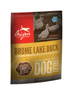 Сублимированное лакомство для собак всех пород Orijen Free-Run Duck Dog Treats утка