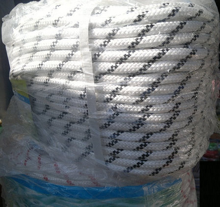 Веревка альпинистская (капроновая) 100* 8мм, фото 2