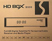 Спутниковый ресивер HDBOX S500, фото 1