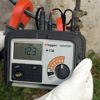 Измерения сопротивления заземляющего устройства