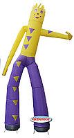 Мальчик Аэромен - пляшущая динамическая фигура