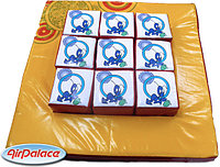 Мягкая детская мозаика Крестики-нолики