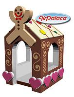 Пряничный домик - мягкий игровой детский