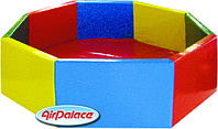 Сухой бассейн с шариками Октаэдер