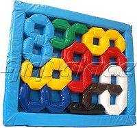 Цифровой пазл - мягкая головоломка для детей