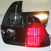 Задние фары X5 E53 Lamp Smoke Black Color 2000-2006