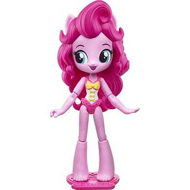 Hasbro My Little Pony Equestria Girls Minis Кукла Пинки Пай на пляже