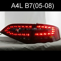 Задние фары A4 B7 LED Rear lamp 2005-08