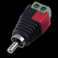 PV-Link PV-T2RCA - Переходник для подключения кабеля к RCA коннектору устройства (камеры, монитора, DVR)