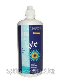 Раствор для линз  All In One Light 250 ml, Sauflon