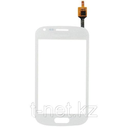 Сенсор Samsung Galaxy S Duos 2 S7582, цвет белый