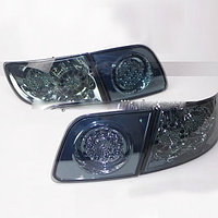 Задние фары 3 LED Tail Lamp 2003 - 2011 year All Smoke Black Color
