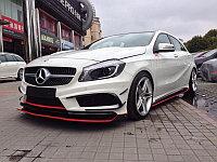 Обвес Revozport на Mercedes Benz A -class W176