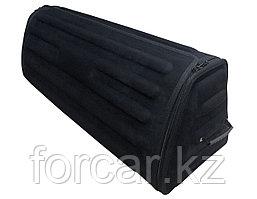 Органайзер FicoPro в багажник 85x28x30 (алькантара) черный, открытие сверху