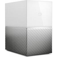 Сетевое хранилище Western Digital My Cloud Home Duo WDBVXC0020HWT-EESN
