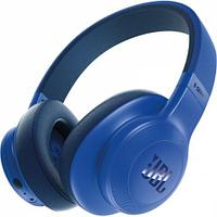 Bluetooth, the range of 10 m, battery operation 20 hours ambyushury leather, foldable design, the speakers 55 mm Blue
