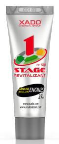 XADO 1 STAGE ENGINE REVITALIZANT (восстановление ДВС, присадка в моторное масло)
