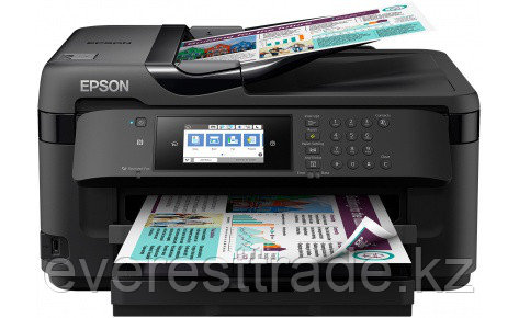 МФУ Epson WorkForce WF-7710DWF, фото 2